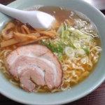 3483445 - 自家製麺ラーメン500円