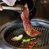 炭火焼肉 波 - 料理写真:壺カルビ