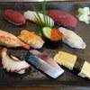 亀八鮨 - 料理写真:ランチ 980円