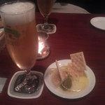 3484097 - エーデルピルスとカマンベールチーズのマリネ