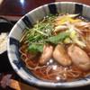 SOBA DINING 結月庵 - 料理写真:牡蠣蕎麦セット