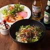 TUBO CAFE - 料理写真:カクめしセット