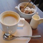 スラッシュカフェ - コーヒー(朝セット+¥190-)
