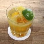 ローズガーデン - 金柑のフルーツカクテル