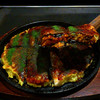 お好み焼 はる - 料理写真:えびえびお好み焼き