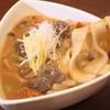 湯畑 草菴 - 料理写真:郷土料理おっきりこみ