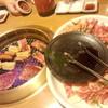 カルビ屋大福 - 料理写真:カルビ屋大皿<税抜> 2,980円⇒一部投入です。(2015.02.07)