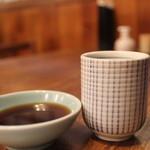 登良屋 - お茶と天つゆ