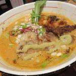 麺と心 7 - 《2月限定限定》       熟成味噌のかき白湯タイプⅠ
