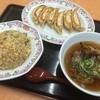 餃子の王将 - 料理写真:サービスランチ(680円)