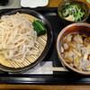 お好み焼・もんじゃ焼ぼん太 - 料理写真:肉汁うどん