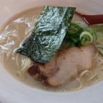 真麺 武蔵 - 白とんこつ