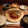 為御菜 - 料理写真:日替り定食 かれいの煮付け定食