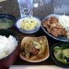あい - 料理写真:日替り定食(唐揚げ)
