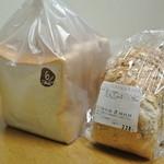 ブランジュリ ル リアン - ブランジュリ ル リアン・食パンとシリアルブレッド(2014.11)