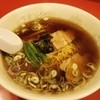 万福食堂 - 料理写真:ラーメン 550円
