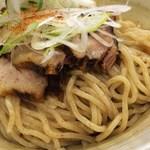 真道 - 松阪豚つけ麺