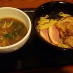34903576 - チャーシューつけ麺 1000円