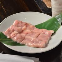 松阪牛の小腸