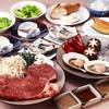 紅花別館 - 料理写真:鉄板焼きコース【カリフォルニア】