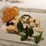 アルポルト・クラシコ - チーズ