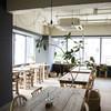 トリトンカフェ - 内観写真:大きな窓がある開放的な空間
