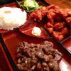 焼肉のまルぜん - 料理写真:からあげ定食 880円(税込) (2015.02現在)