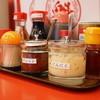 魁力屋 - 料理写真:ここにもニンニクはあります。