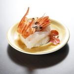 すしダイニング遊 - 料理写真:【ぼたんえび】450円