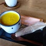 おしま屋KAGUカフェ - 料理写真: