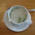 タージマハル - チキンスープ