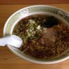 ラーメンやぶ - 料理写真:醤油ラーメン