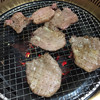 白頭山 - 料理写真:牛タン