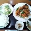 上海夢飯店 - 料理写真:日替り定食(酢豚)