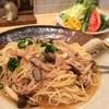 フォンターナ - 料理写真:キノコの和風スパゲッティ