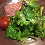 ベル・リーノ - ランチのサラダ