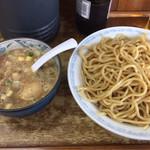 中華 つけ麺 はるき - 特製つけめん 大盛