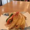 すみれえ - 料理写真:ネギの天ぷら。甘くて美味い