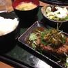 串焼創菜 やえもん - 料理写真:おろしわさびハンバーグ定食
