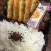 日の丸弁当 - 料理写真:イカフライ弁当