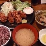 34980423 - カキフライ定食(980円→880円)