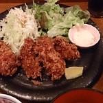 34980426 - カキフライ定食(980円→880円)