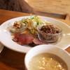 タイヒバン - 料理写真:お肉プレート