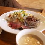 タイヒバン - お肉プレート