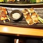 幸ちゃん寿司 - 焼き穴子