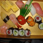 錦寿司 - 特上寿司♪