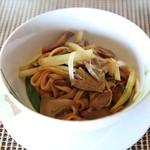 中国料理 皇苑 - 干焼伊麺2