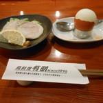 鳥料理 有明 - 【2014年師走(12月)】今回は軍鶏スープ炊きコースです