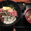 いな泉 - 料理写真:ねぎトロ、山芋、納豆のスタミナ丼