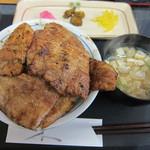 ぶた福 - バラ丼(880円)